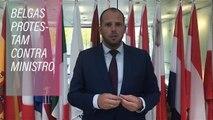 Belgas afirmam que há um nazista no parlamento