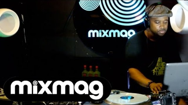 DJ SPINNA disco & house DJ set in The Lab LDN