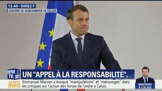 Immigration : le lapsus de Macron