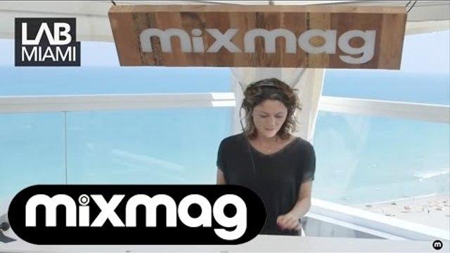 FRANCESCA LOMBARDO tech house DJ set in the Mixmag Lab Miami