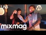 ATISH and HOJ deep house sets in The Lab LA