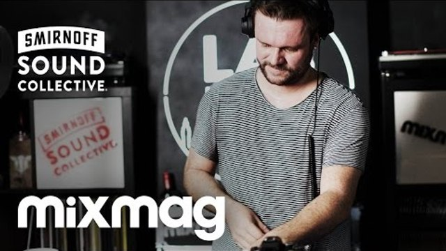 TENSNAKE deep disco DJ set in The Lab LDN