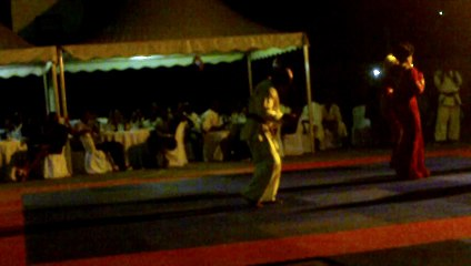 THE NIGHT OF MARTIAL ARTS DOUALA