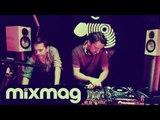 Laurent Garnier B2B Yousef techno DJ set in The Lab LDN