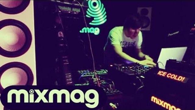 Drums of Death, Ital Tek, Reso, Darling Farah DJ sets in The Lab LDN