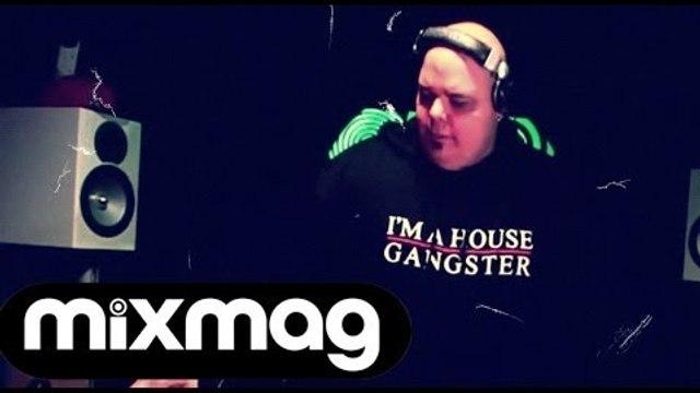 DJ Sneak exclusive house gangster DJ set in The Lab LDN