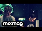 MONKI & KARMA KID DJ sets in The Lab LDN