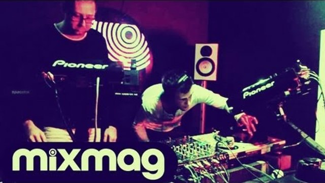 Defected's FCL & Noir deep tech house DJ set in The Lab LDN