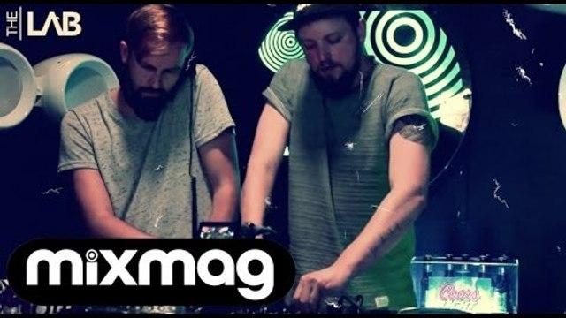 Adana Twins, Shir Khan & Doctor Dru DJ sets in The Lab LDN ( EXPLOITED RECORDS)