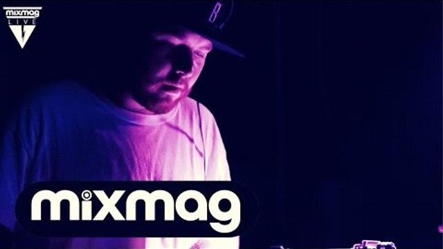 JULIO BASHMORE house & techno DJ set @ Mixmag Live 2014