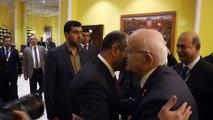 TBMM Başkanı Kahraman, Iraklı mevkidaşı el-Cuburi ile görüştü - TAHRAN