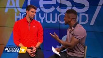 Michael Phelps On Baby Boomer's Possible Future As A Swimmer & How Parenthood Has Changed Him