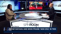 THE SPIN ROOM | One-on-one with Indian journalist Mayuri Mukherjee | Tuesday, January 16th 2018