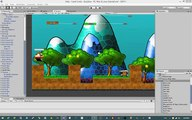 Unity 2D Game Development 12 : Creating an Enemy - video