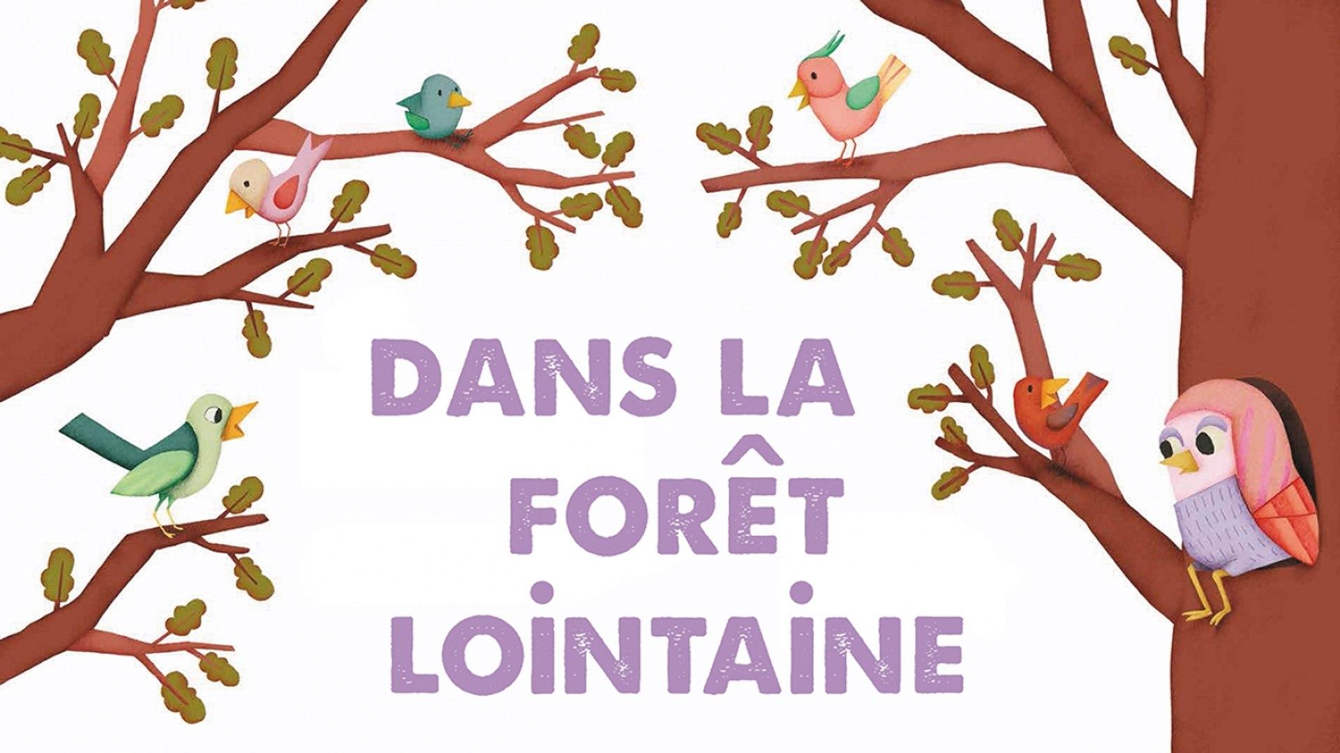 Steve Waring Dans La Forêt Lointaine Comptine Pour Enfant