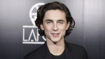 Timothée Chalamet Donating Salary From Woody Allen Movie