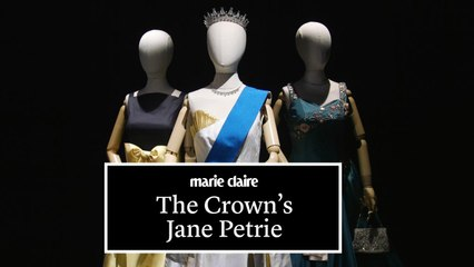 Marie Claire - How Fashion happens - The Crown's Jane Petrie