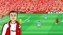 SALAH, MANE MANE! DO DO DO DO DO DO! (Song Liverpool vs Man City 4-3 Goals Highlights Parody)