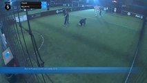 But de Hugues contre son camp (0-5) - TEADS Vs RELAY FC - 16/01/18 19:00