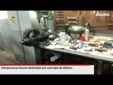 Los talleres ilegales en España, por dentro