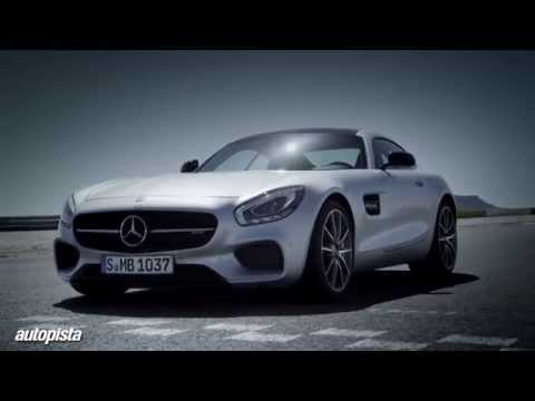 Mercedes AMG GT, el superdeportivo de Mercedes