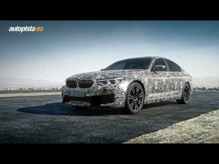 Llega el nuevo BMW M5 de tracción total