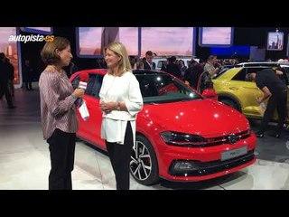 El Volkswagen T-Roc y el nuevo Polo, protagonistas del Salón de Frankfurt