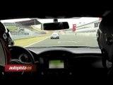 Vuelta rápida Autopista Toyota GT-86 en el circuito de Navarra