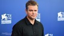 Matt Damon Addresses Controversial Comments on 'Today' Show | THR News