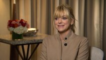 Anna Faris Talks Co-Parenting With Chris Pratt