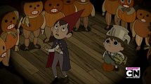 Over the Garden Wall EP02 Hard Times at the Huskin' Bee