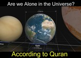 Do Aliens exist- Existence of Aliens proved from Quran. - Quran Visualization