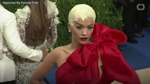 Rita Ora Joins British Movie