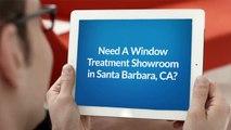 Santa Barbara Upholstery : Window Treatments in Santa Barbara, CA