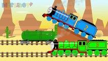 エドワード vs ヘンリー きかんしゃトーマス おもちゃアニメ きょうそう - Toy Trains For Kids