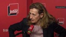 """Nicole Belloubet au sujet du PDG de Radio France : """"L'éthique personnelle doit accompagner la règle de droit"""""""