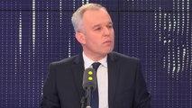 """François de Rugy confirme qu'il """"remettra en jeu"""" à mi-mandat son poste de président de l'Assemblée nationale"""