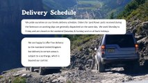 Land Rover Spares UK: Extending the life of the Land Rover with genuine parts