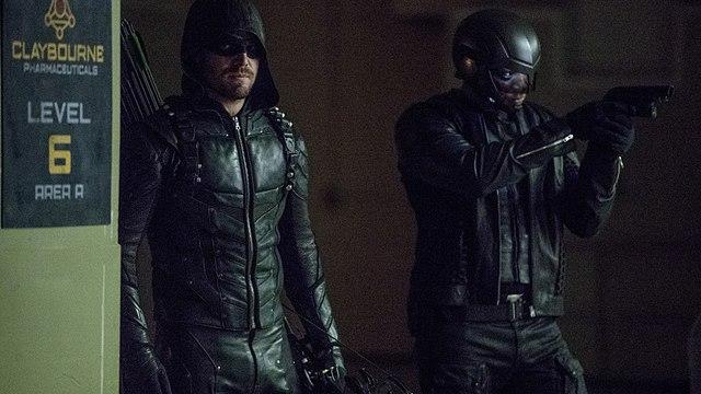 Arrow Season 6 Episode 11 Full (The CW)