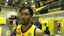 Sullivan Hernandez pivot/intérieur de Fos Provence Basket