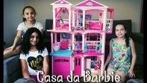 MINHA CASA DA BARBIE DREAMHOUSE new - CASA DOS SONHOS DA BARBIE