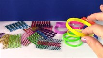 Stick N Style Blinglets! DIY Bangle Bracelets! Make Your Own Blinged Out Jewelry! FUN