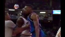 La fois où Michael Jordan et Dennis Rodman ont failli se battre