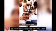 Ghezzal critique Chapron après FCN-PSG, Thauvin croise Gomis à Marseille