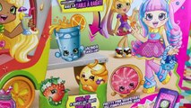 Shopkins Shoppies Pineapple Lily & Her Groovy Smoothie Juice Truck