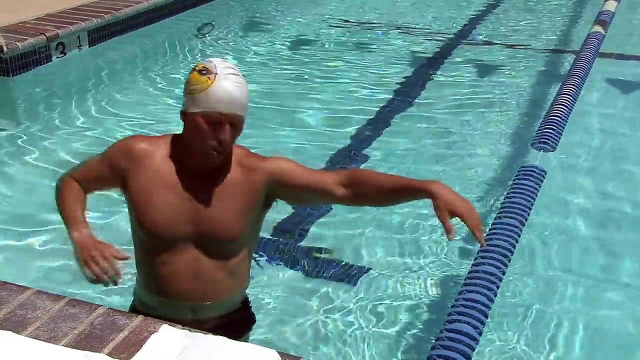 How to Swim : How to Swim the Freestyle Stroke
