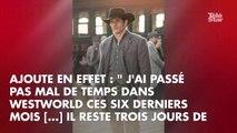 Westworld : une des stars de la série HBO fuite la date de diffusion de la saison 2