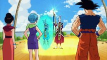 Beerus Pretends To Fall Asleep To Not Destroy Earth _ Dragon Ball Super Episode 14 English Sub