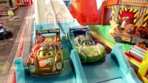 Pixar Cars Neon Racers with Lightning McQueen Shu Todoroki and more