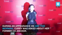 Former 'Today' Show Anchor Ann Curry 'Not Surprised' By Matt Lauer Allegations